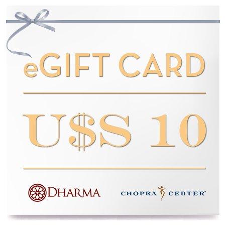 Gift Cert US $ 10 - CesarGamio.com
