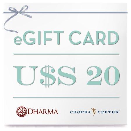 Gift Cert US $ 20 - CesarGamio.com