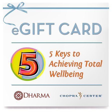 The 5 Keys to Achieving Total Wellbeing – Make the GIFT