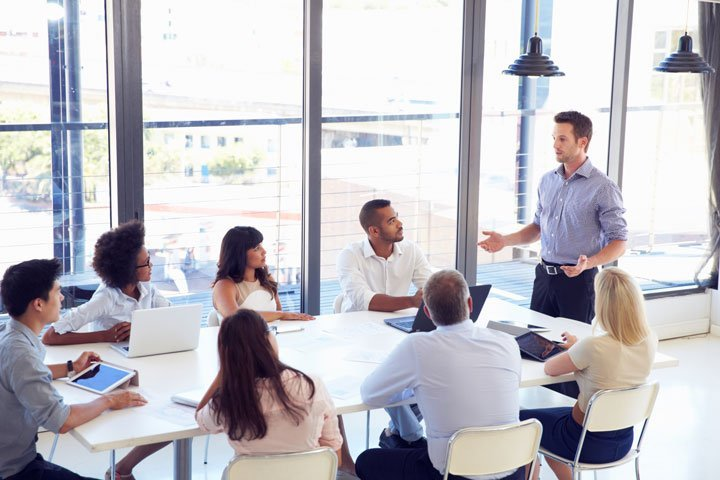Running Efficient and Effective Meetings - Cesar Gamio | Wellbeing