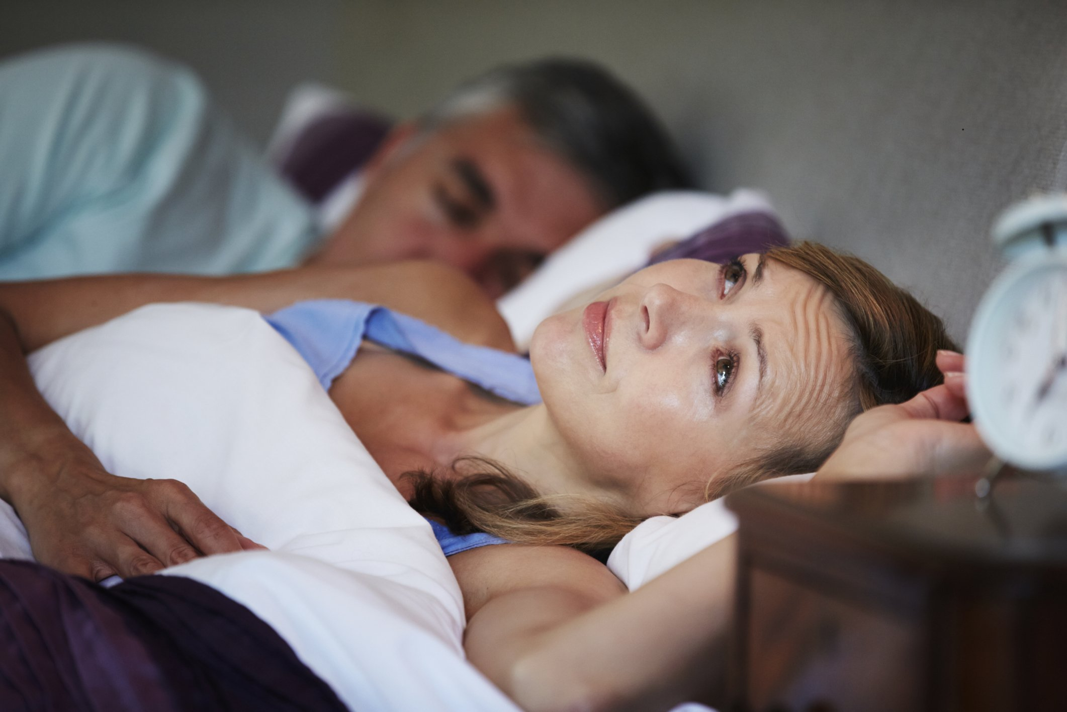 How to go back to sleep in the middle of the night - cesargamio.com